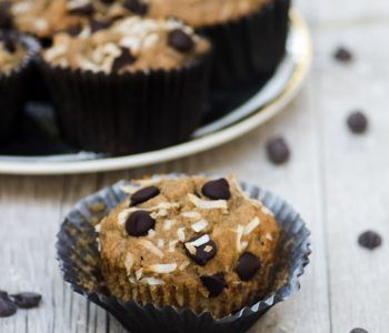 Caramelized Banana Bread Muffins are an easy breakfast that even kids love | Easy Muffins | Healthy Muffin Recipe