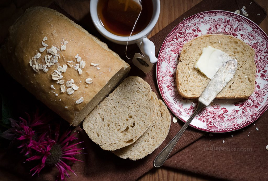 Whip up a couple loaves of Multi-Grain Bread in no time with this recipe!