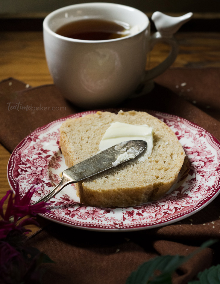 Enjoy a slice of home baked Multi-Grain Bread with breakfast | Bread Recipes