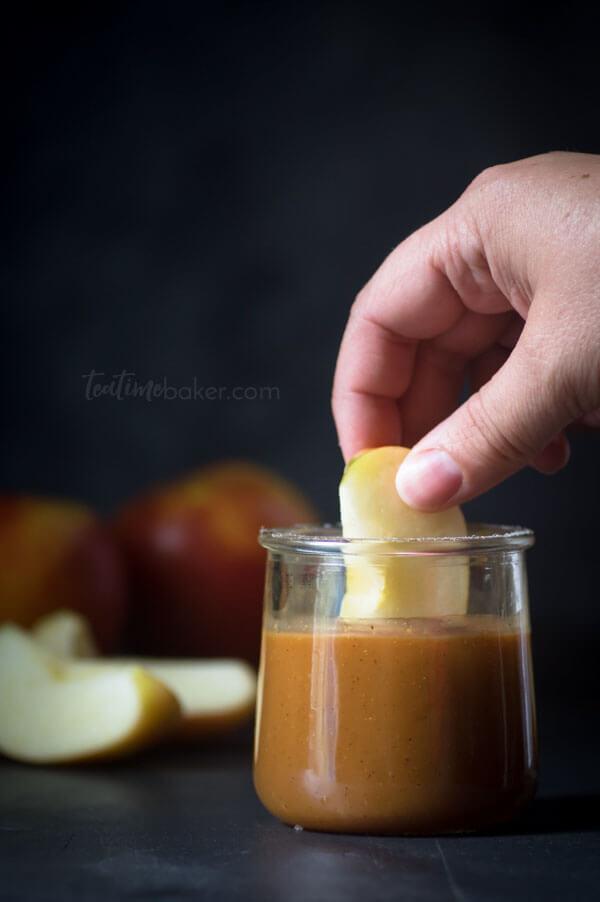 Caramel Sauce Recipe | Homemade Caramel Dipping Sauce | Apple dipping caramel | easy caramel recipe