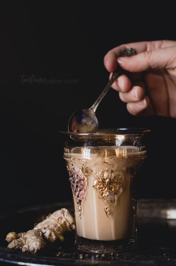 Freshly made hot spiced chai is the perfect winter drink   Chai Tea Recipe