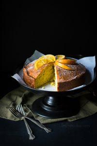 Delicious recipe for Orange Madeira Cake   Citrus Recipe   British Cake Recipe