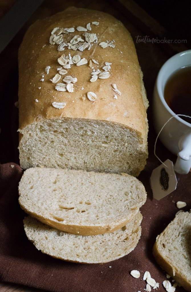 Satisfy your family's morning cravings with this simple to make Multi-Grain Bread! | Home Baked Bread Recipe