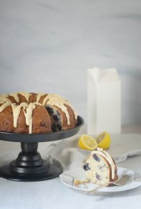 Fresh summer flavors topped with brown butter glaze is the perfect end of summer combination   Bundt Cake   Cake Recipes