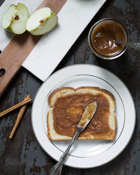 Crock-pot Apple Butter