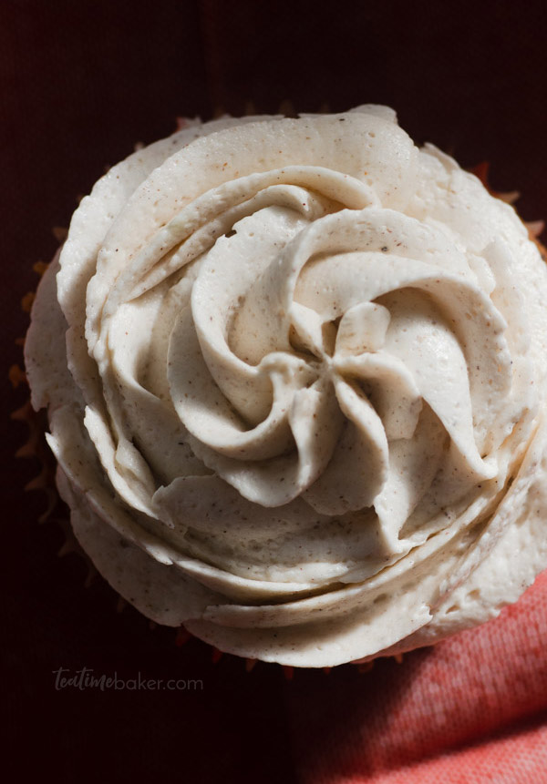Cinnamon Buttercream Icing