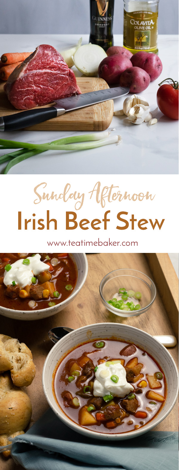 Sunday Afternoon Irish Beef Stew