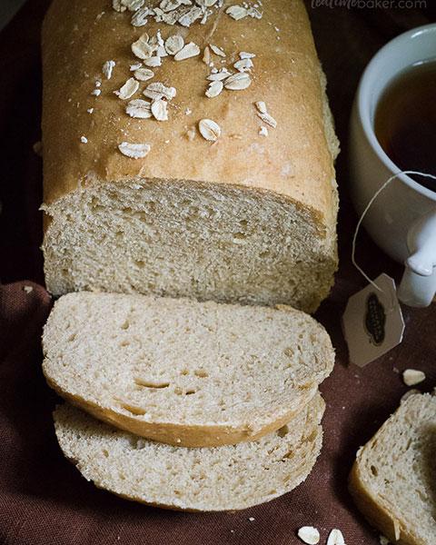 Simple Multi-Grain Bread